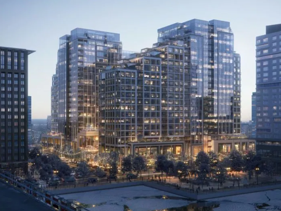 Echelon Seaport Apartments