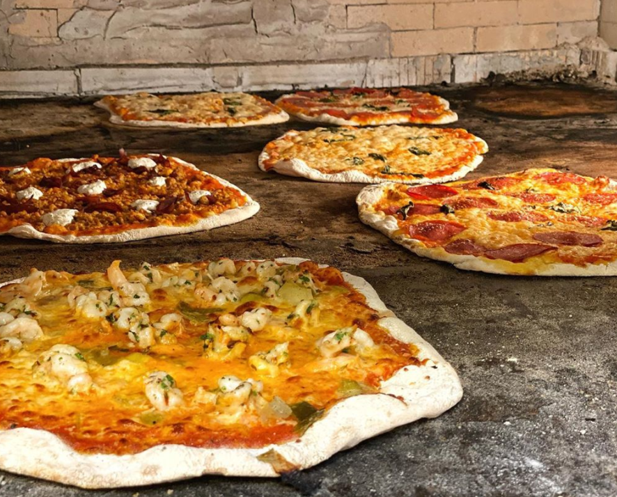 Pizza at Figs by Todd English