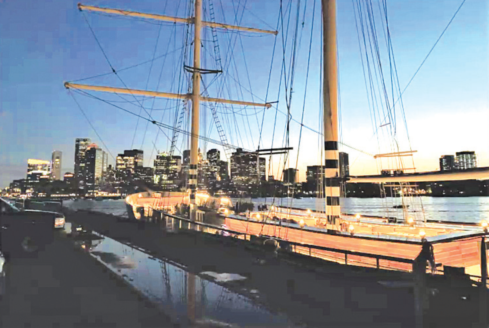 East Boston's Waterfront