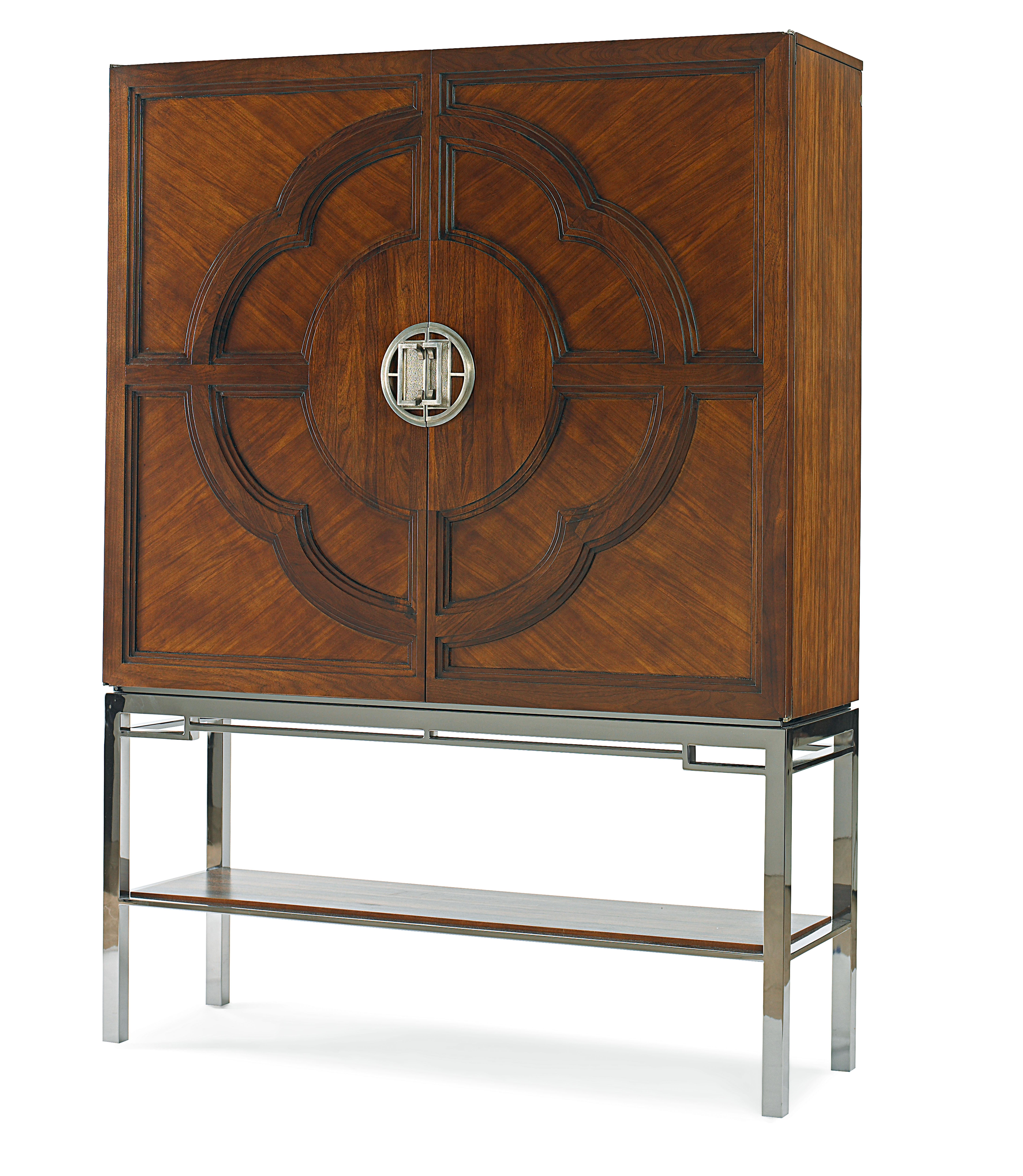Chin Hua Chin Hua Lotus Bar Cabinet Lotus Bar Cabinet
