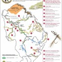 New Jackson County Fly Fishing Map
