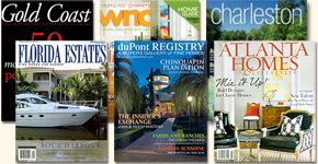 See our ads in these fine magazines