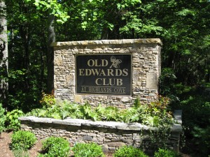 The Old Edwards Club at Highlands Cove