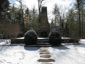 Arrowhead winter scene