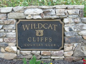 Wildcat Cliffs Country Club in Highlands NC