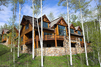 Log Homes for Sale Western NC | Western NC Log Homes