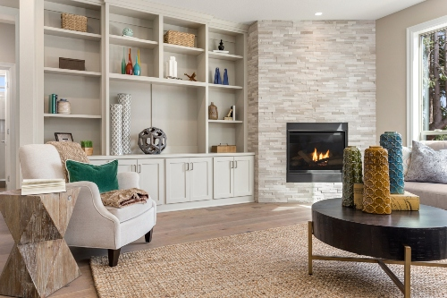 Home Staging: The Living Room