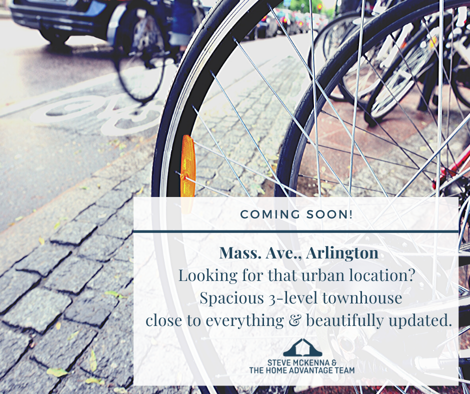 Coming soon to Arlington: New townhome for sale