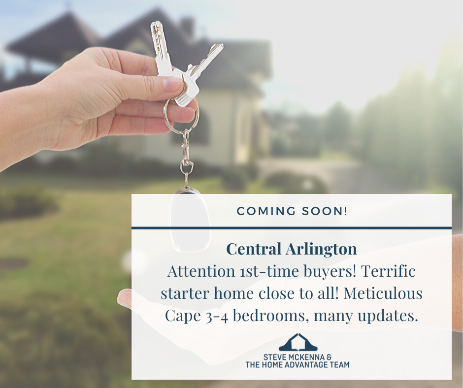 Coming soon to Arlington: New single-family home for sale