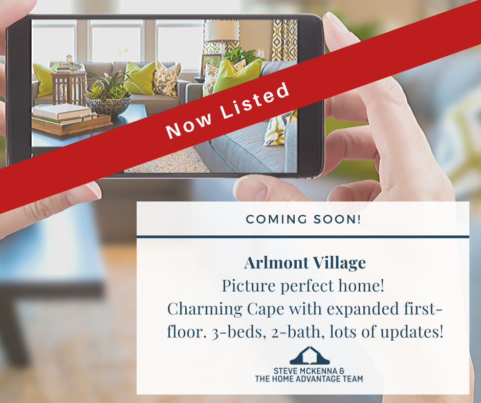 Now Listed in Arlmont Village