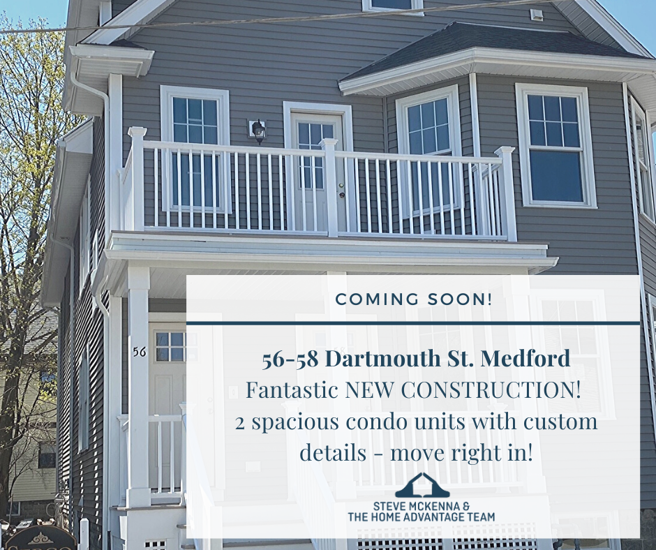 New Construction coming to Medford!