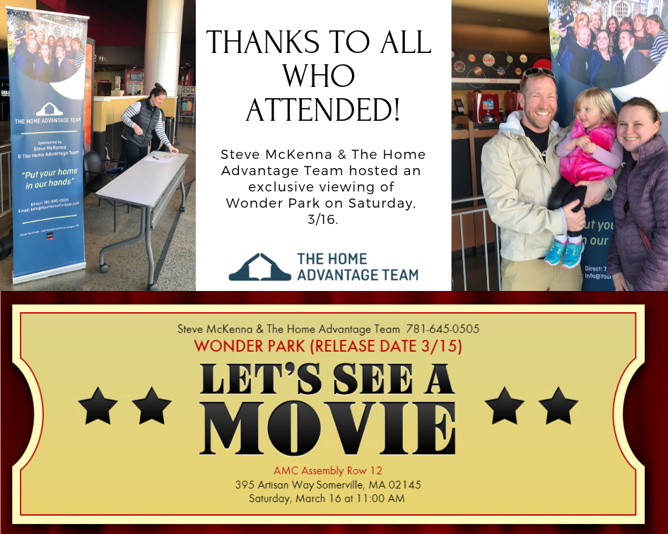 Steve McKenna & The Home Advantage Team, Client Event