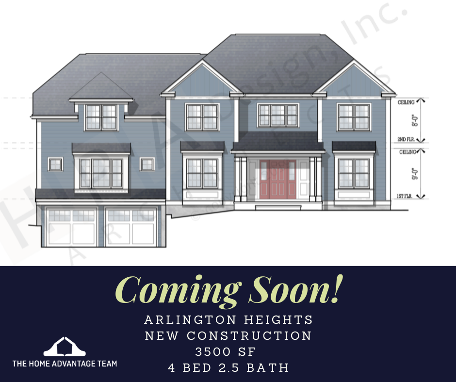 Arlington home Coming Soon by Steve McKenna & The Home Advantage Team