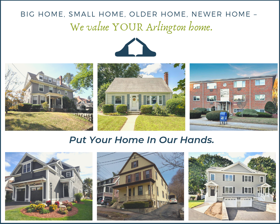 Put Your Arlington Home in Our Hands.
