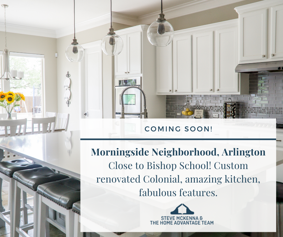 New home coming soon to Arlington!