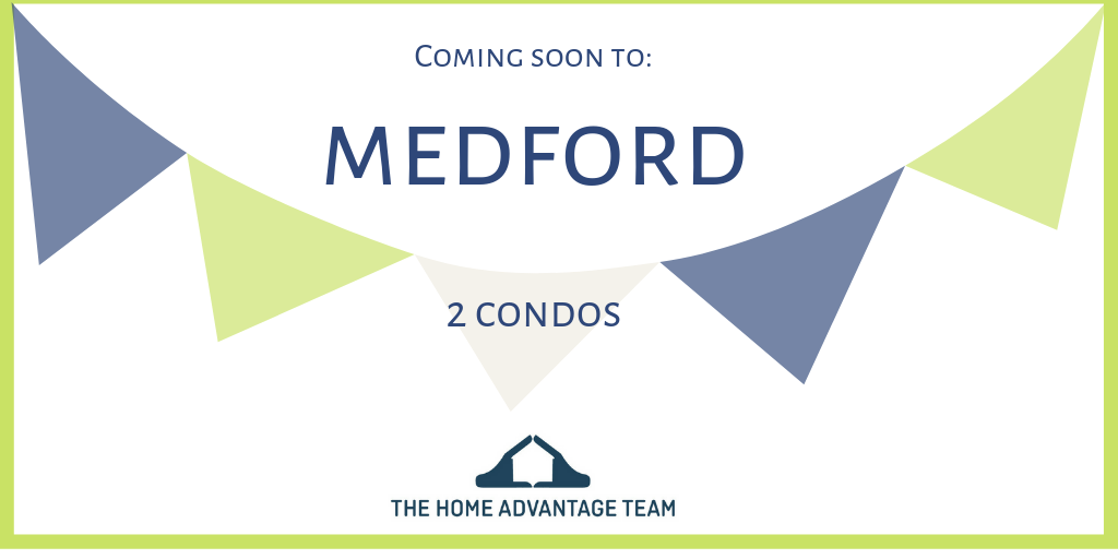 New Listings Coming Soon to Medford