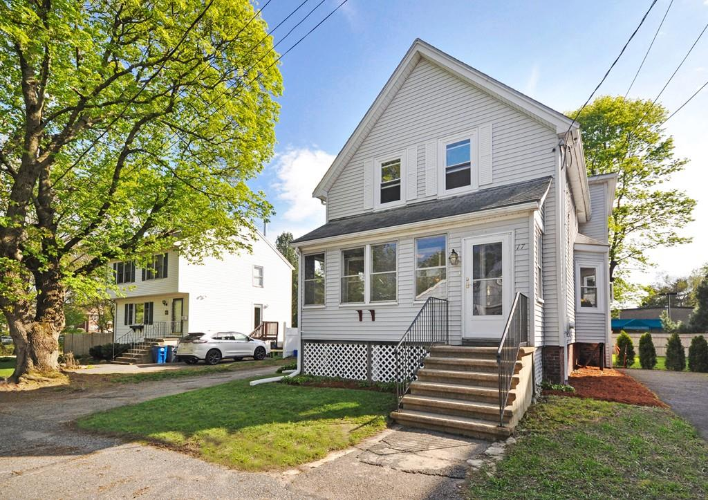 Single-family home for sale, Arlington MA