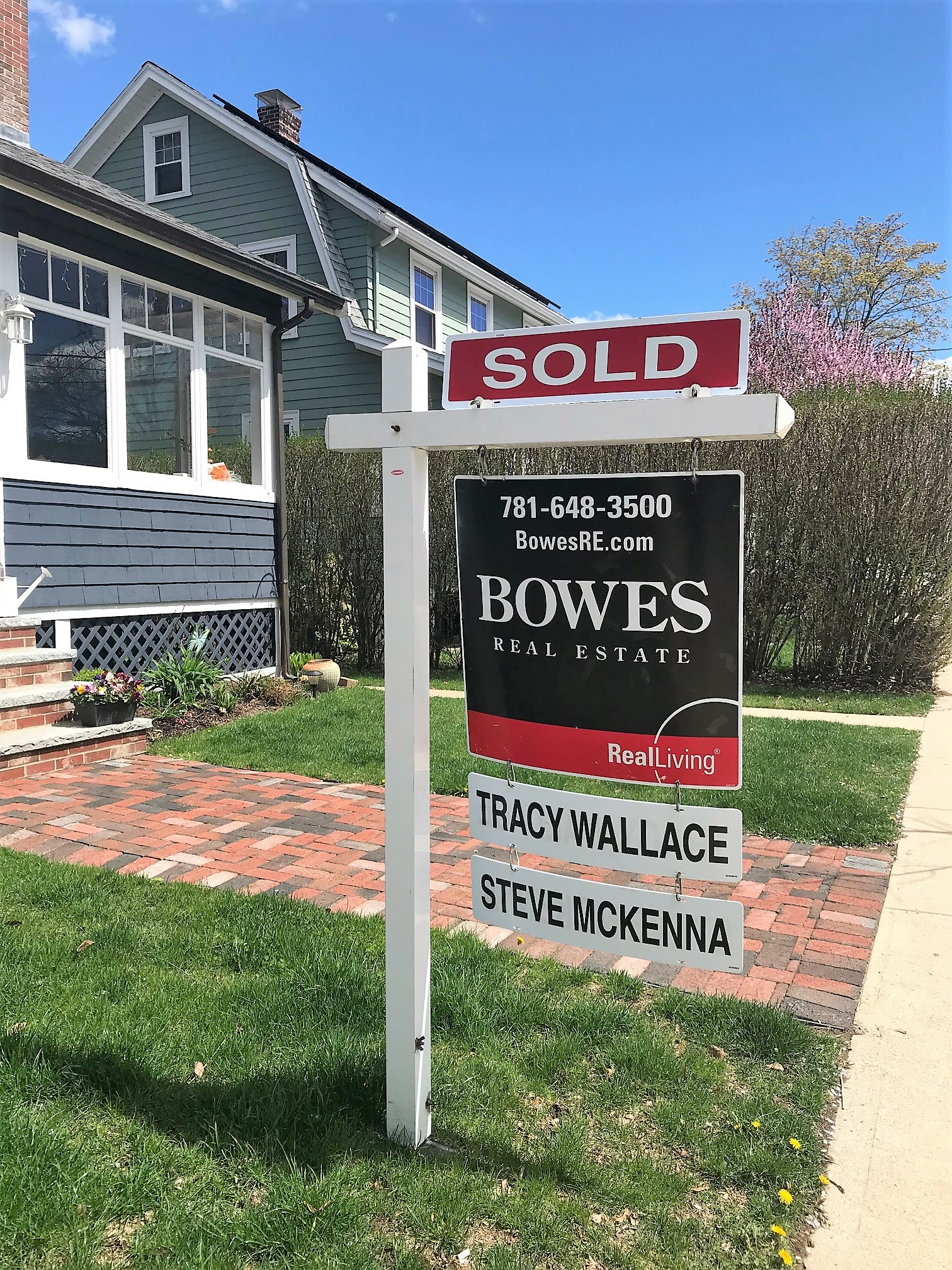 Home SOLD by Steve McKenna & The Home Advantage Team