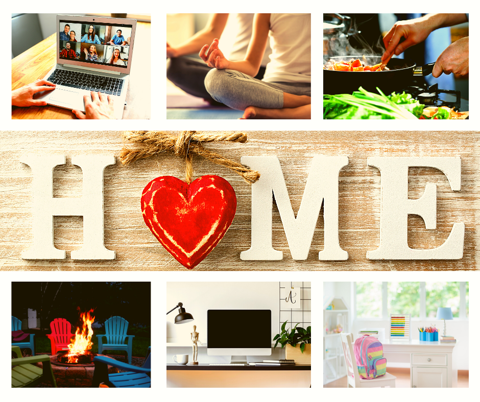 What does 'home' mean to you?