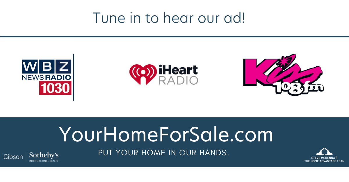Tune in to hear our ad on the radio!