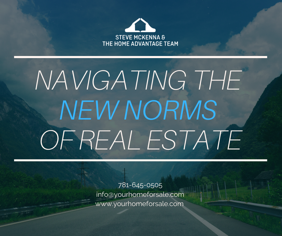 Navigating the New Norms in Real Estate