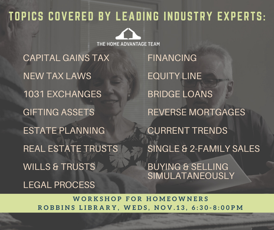 Topics Covered by Leading Real Estate Industry Experts