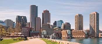 Boston's Waterfront Neighborhood