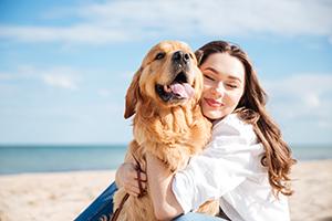Dog Friendly Beach Sanibel Florida