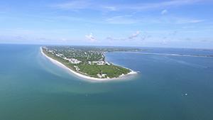 Sanibel Island in Florida