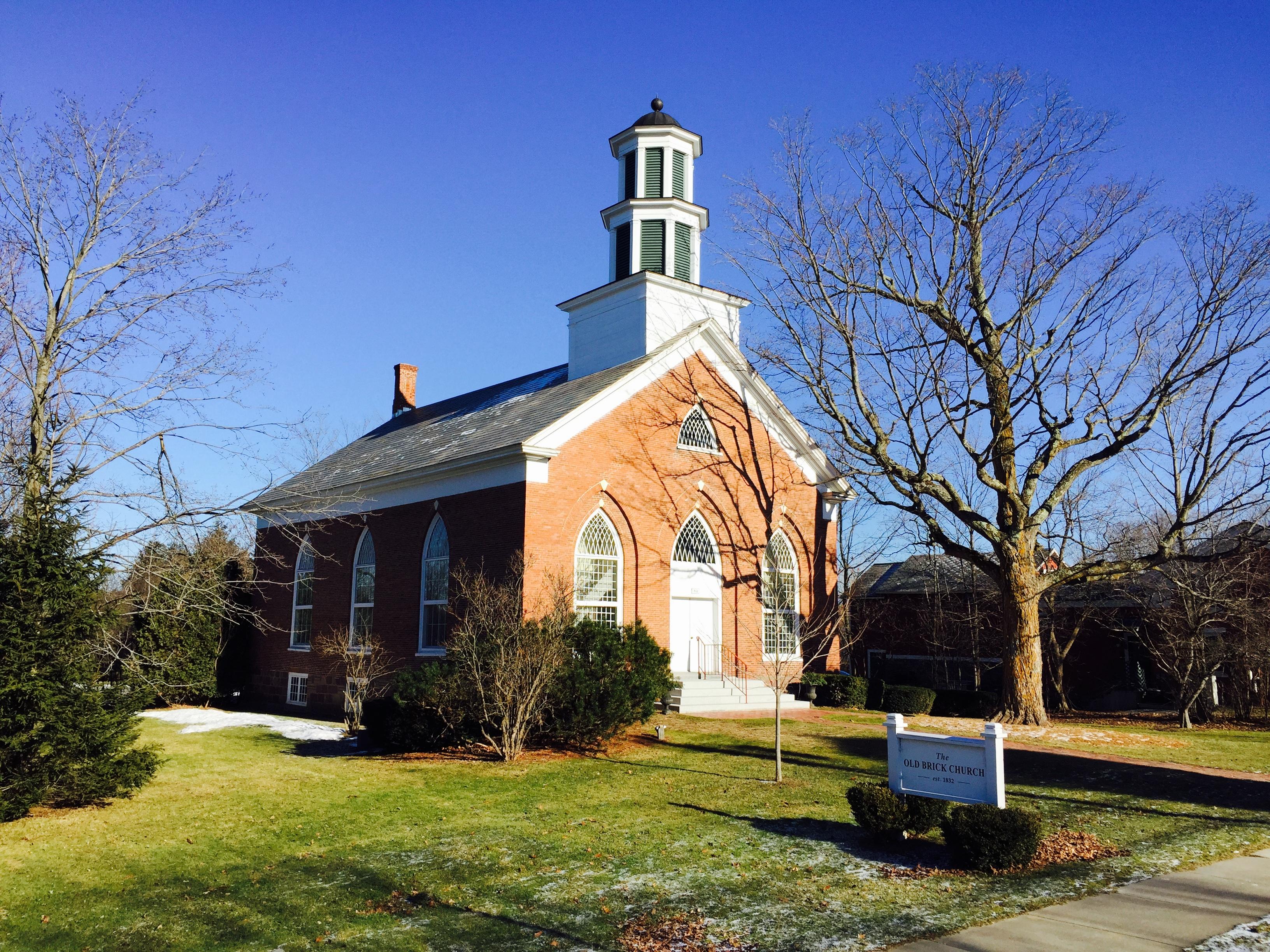 The Old Brick Church