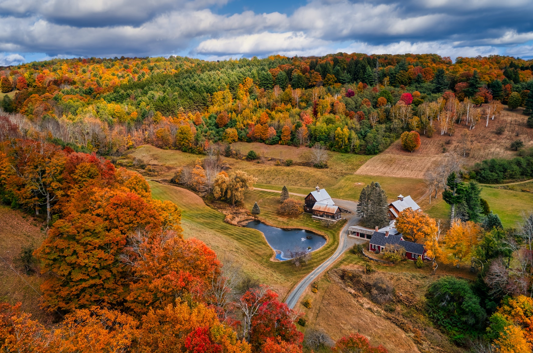 Vermont Fall Foliage Guide