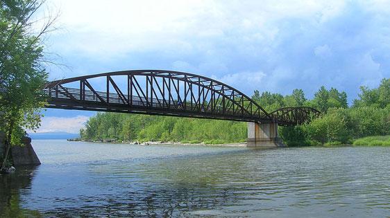 Bike Path Bridgeway