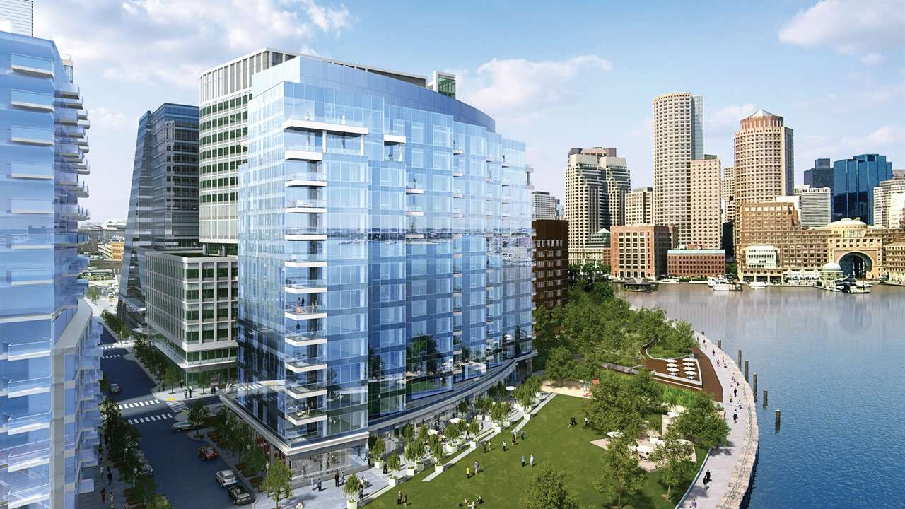 Boston's Seaport/Innovation District