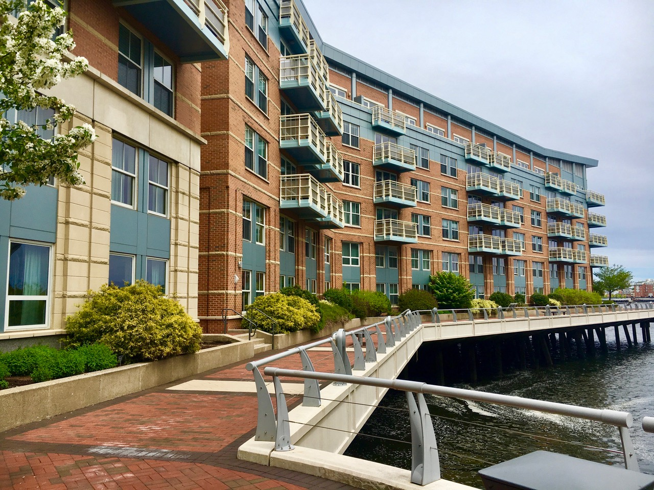 Own Boston S Best Terrace With Stunning Views