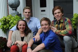 Brian Boardman Children