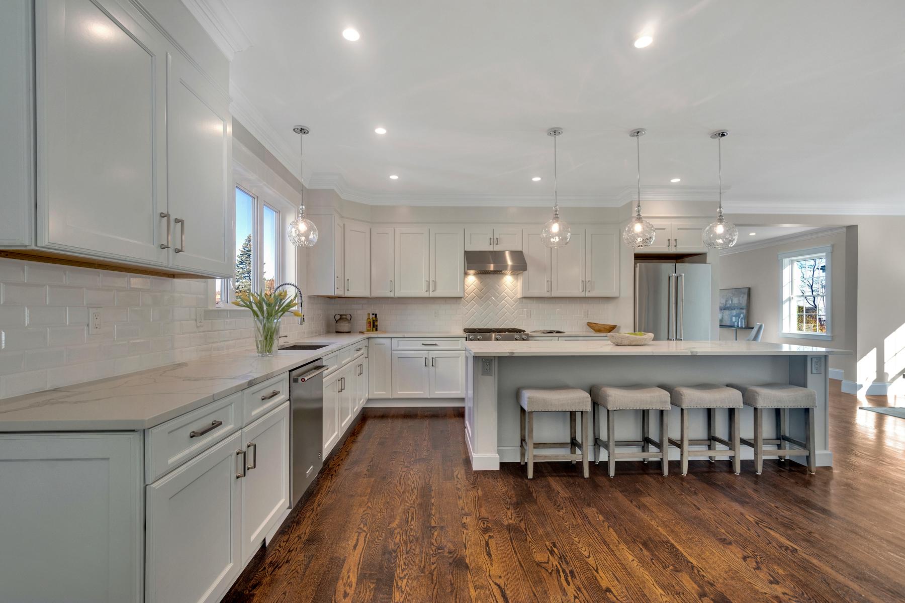 53 Old Mystic Street, Arlington - Open Kitchen