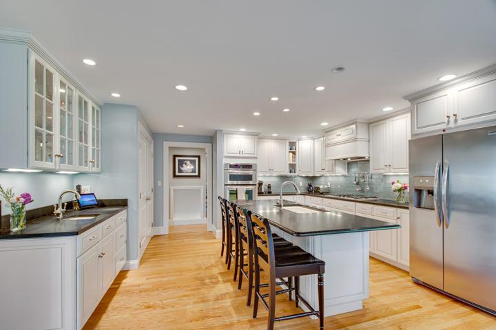 53 Old Mystic Street Arlington MA - Kitchen