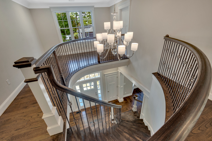 5 Dean Road Winchester Stair Landing