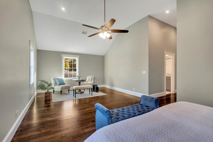 53 Old Mystic Street Arlington MA - Master Bedroom