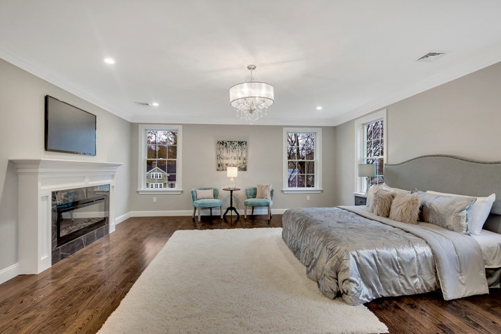 5 Dean Road Winchester Bedroom