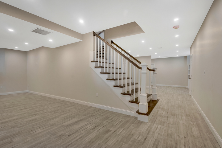 5 Dean Road Winchester MA Finished Basement