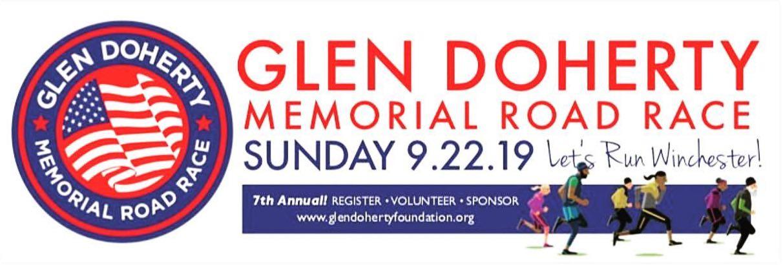 Glen Doherty Memorial Road Race Logo
