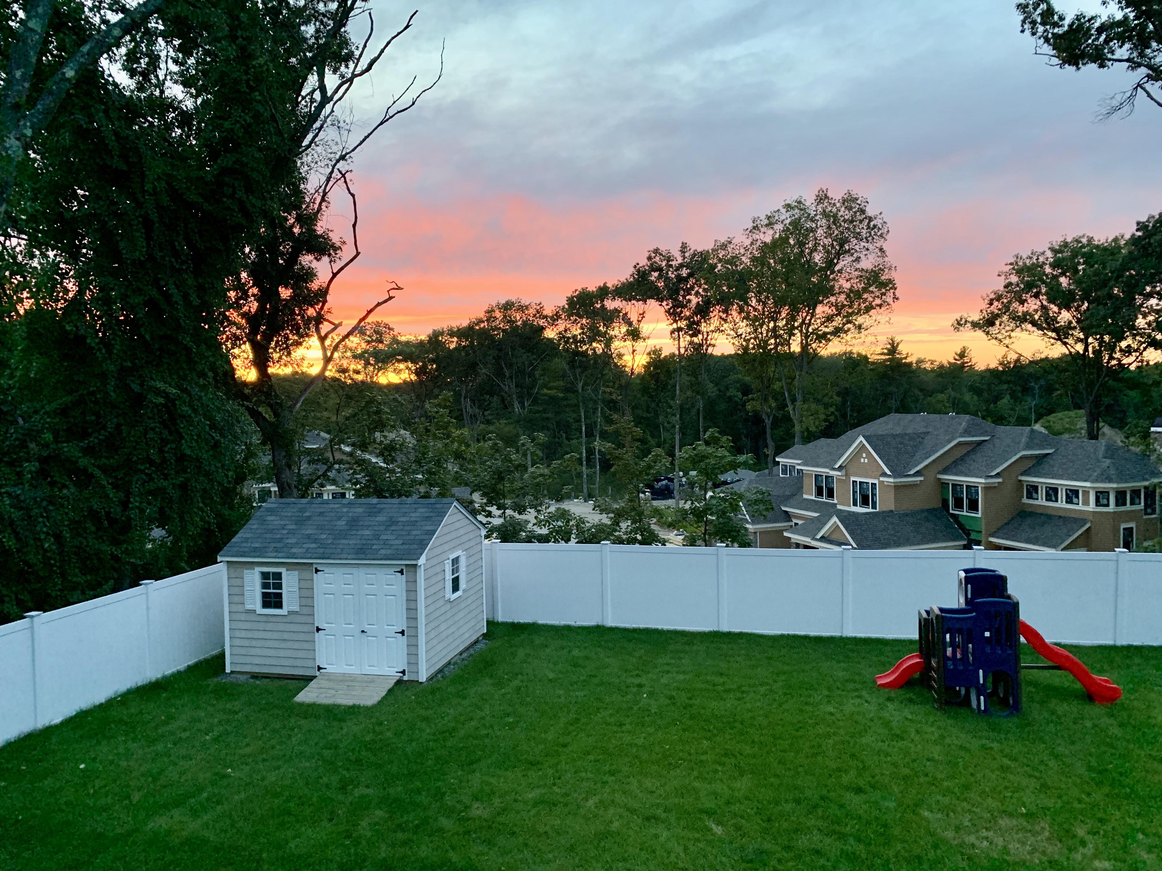 47 Thornberry Road - Backyard
