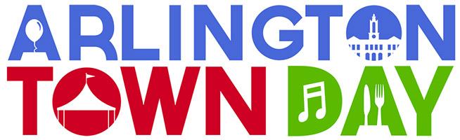 Arlington Town Day Logo