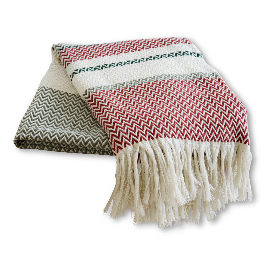 Luxury Wool Throw at Gessato.com