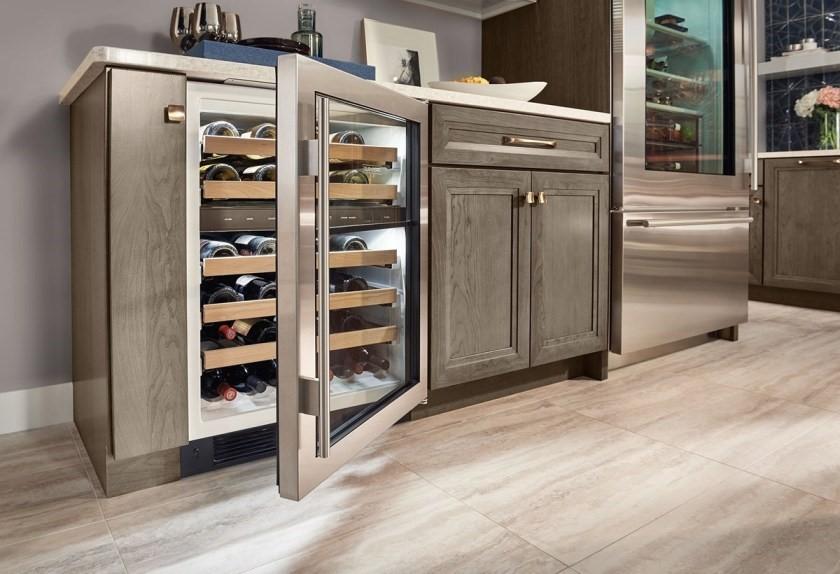 �Undercounter Wine Refrigerator by Subzero