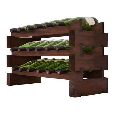 Modular racks by Vinotemp