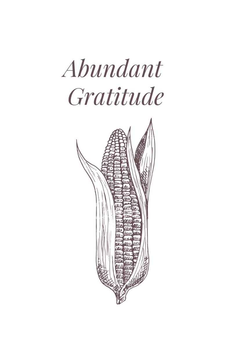 Abundant Gratitude