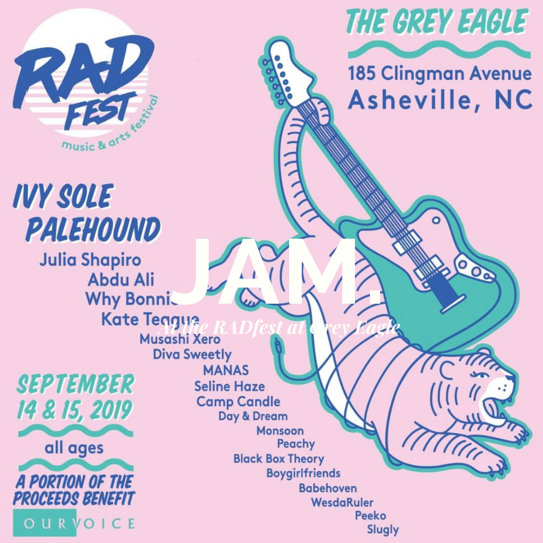 Grey Eagle in Asheville Local Music Festival