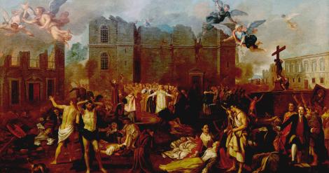 Boston Earthquake 1755